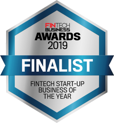 Announced as Finalist in the national Fintech Business Awards 2019