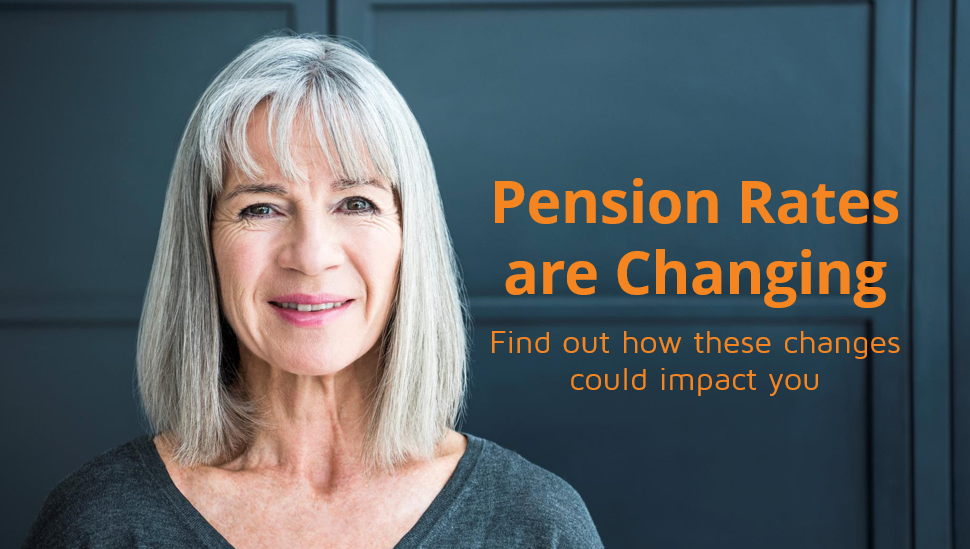 New Age Pension Rates July 2020